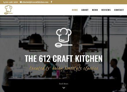 The 612 Craft Kitchen
