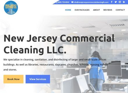 New Jersey Commercial Cleaning LLC