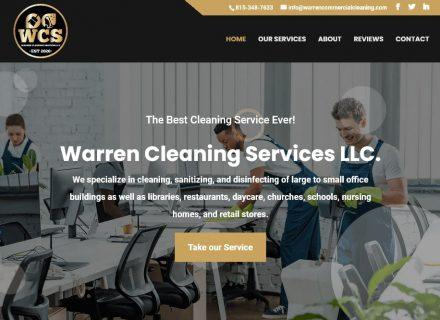 Warren Cleaning Services LLC.